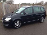 2008 58 Plate Volkswagen Touran 1.9 TDI SE - 7 Seats - MPV - FSH - FINANCE AVAILABLE
