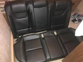 Audi rs4 b7 Leather Rear Seats