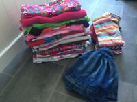 Girls clothes bundle 4-5 yrs old