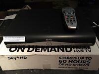 Sky HD Sat Box 250GB Used but vgc.