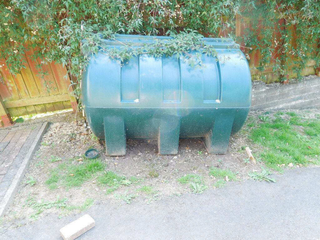 Oil Storage Tank | in Ferryside, Carmarthenshire | Gumtree