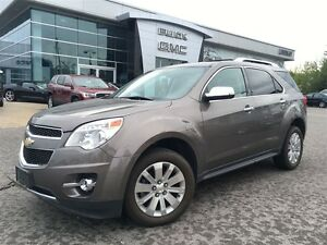 2011 Chevrolet Equinox LTZ Sunroof|Leather|Remote Start|Heated S