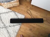 Yamaha MusicCast YAS306 Soundbar with Bluetooth & Airplay - Black