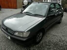 Peugeot 306 1.9 XLdt Phase One 1995 N