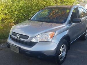 2007 Honda CRV LX AUTO,LOADED,SHARP,P.GROUP,CERTIFIED $5975