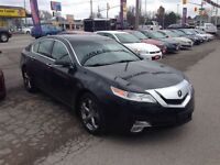 2011 Acura TL Technology Package * NAV * LEATHER * AWD * POWER R