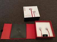 Brand new beats by dre urbeats red and white