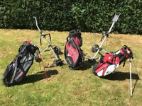 Golf Stand bags and Trolley bag Nike Callaway TaylorMade