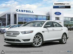 2016 Ford Taurus Limited AWD-OUR BEST BUY-LEATHER-NAV