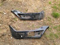 Honda pcx lower fairings