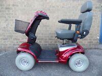 Shoprider Cadiz 4/8mph Mobility Scooter.