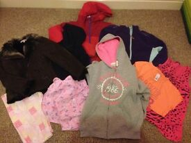 Bundle girls clothes 9/10 years