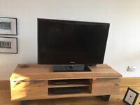 """40"""" Samsung HDTV 1080p/SRS /Dolby Digital plus. Model LE37B551A6W"""