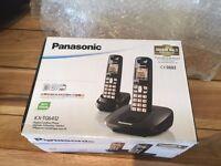 Panasonic digital twin cordless phone