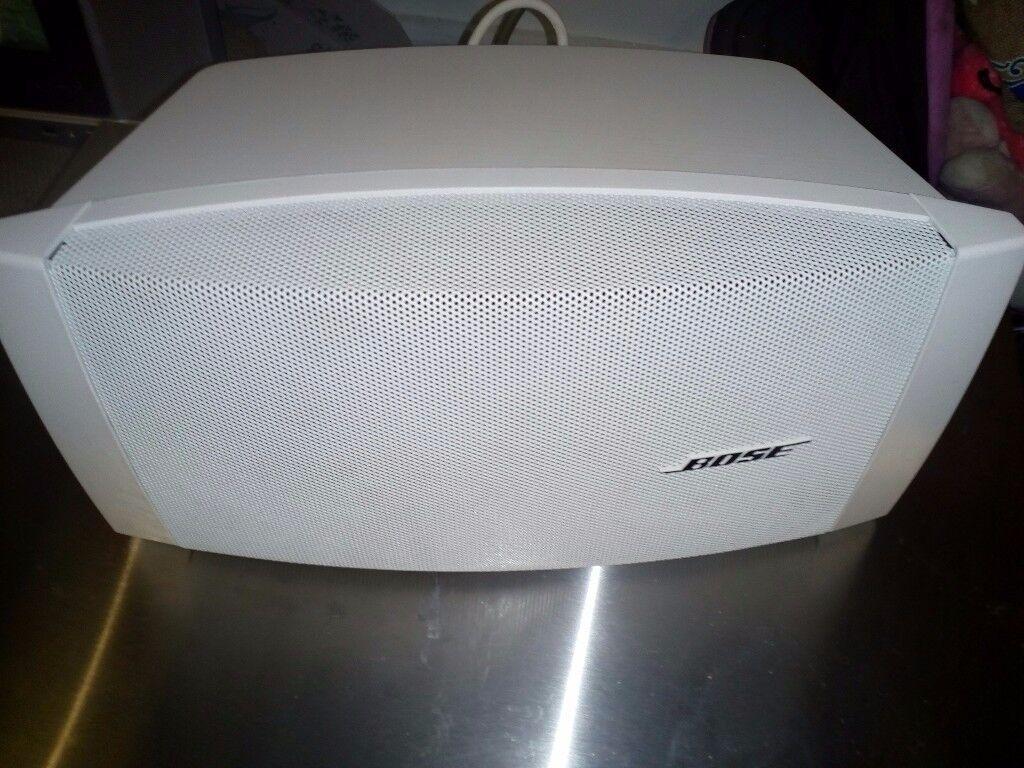 Bose ds 100se loud speaker × 5
