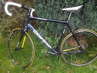 BOARDMAN race bike recent gold service excellent race bike