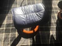 Ekornes footstool