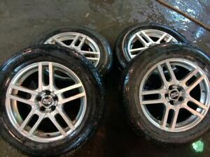 235/65 R18 summer tires with Mags for toyota 18 inch