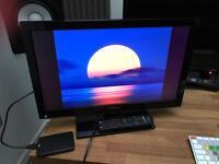 22 inch Toshiba Flatscreen TV