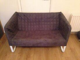 Grey IKEA Knopparp Sofa