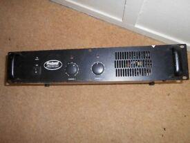 prosound amp 400 and speakers 500w
