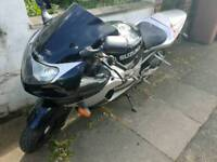 Suzuki gsxr600k3 (trade for smaller bike)