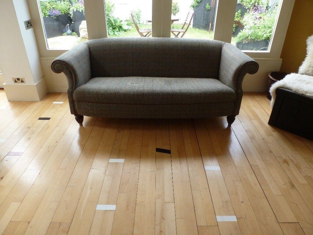 Barker Stonehouse Tetrad Harris Tweed Bowmore Sofa