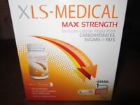 xls medical max strength,x 2 boxes new
