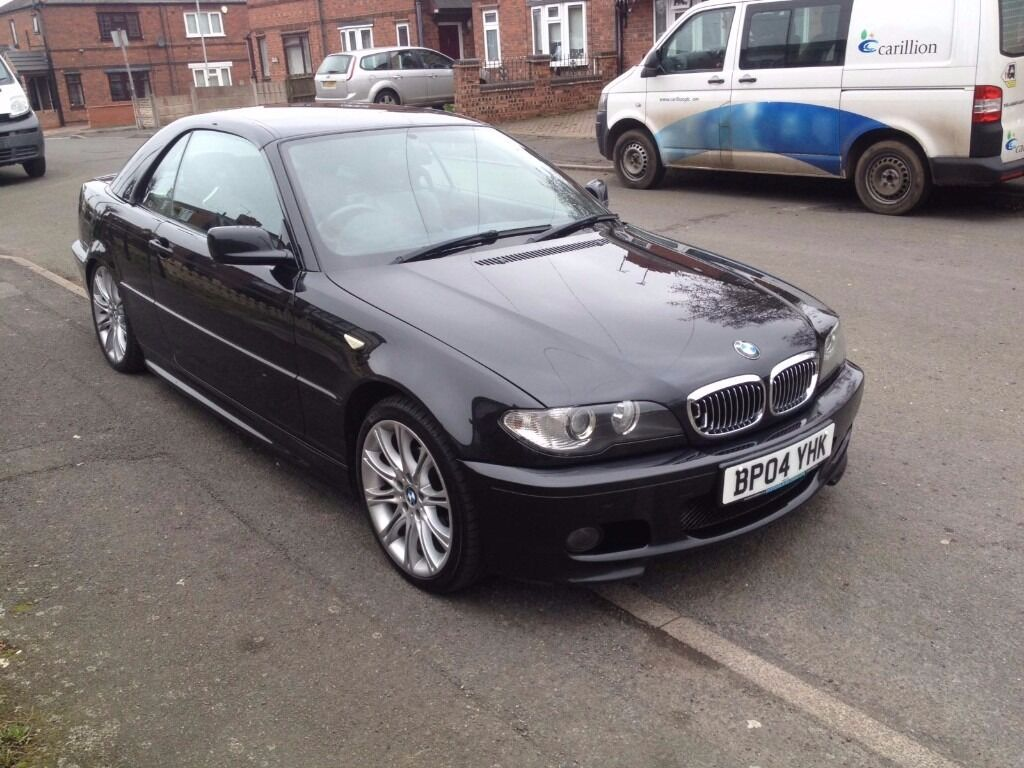 bmw 318 ci sport convertible 04reg 2004 hardtop outstanding car in wolverhampton west. Black Bedroom Furniture Sets. Home Design Ideas
