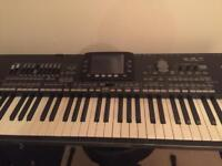 korg keyboard pa3x 61 key