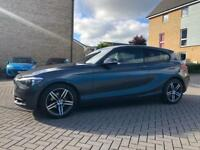 BMW 116i Sport 3 Door Sports Hatch 2014