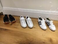 Men's Trainers and Boots