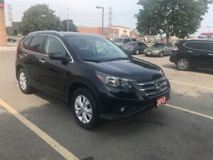 2012 Honda CR-V Touring/One Owner/AWD/Navi/Backup Camera/Ontario