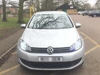 2012 (62) VW Golf MK6 1.6 TDi Match Bluemotion