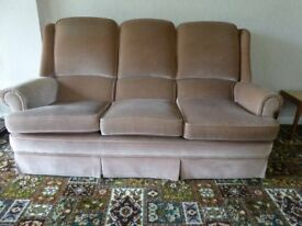 Parker Knoll Three Piece Suite