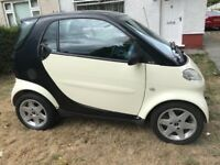 Smart car low mileage