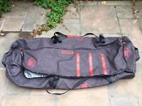 Ion Kitesurfing travel bag - holds 152 max board, two kites, plus pump and accessories