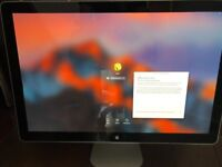 Apple 27 inch Cinema Display with USB/Magsafe Charger/iSight Camera