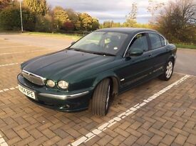 54 Jaguar x type 2.0d sport hpi clear