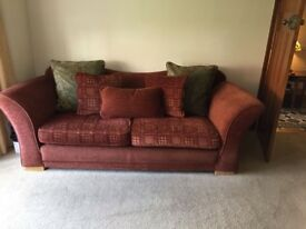 REDUCED!!! Two Delcor Sofas