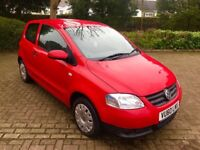 Volkswagen FOX 1.2 3dr in Red 2010