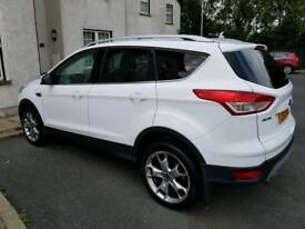 Ford Kuga Titanium with Appearance Pack and Upgraded 19inch Alloy wheels