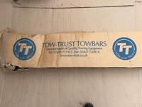 Passat 97>05 towbar with 12n electrics