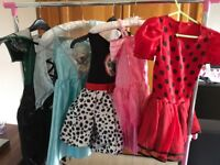 X5 dressing up clothes from age 2-6