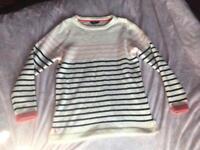 Joules fleece jumper sweater. New.