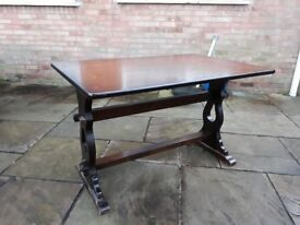 Refectory style dining table - can deliver