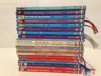 23 Usborne Books, Reading Books and Activity Books for Kids.