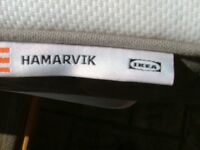 "IKEA 4FT 6"" Hamarvik Mattress"