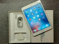 Ipad Mini 16gb White/Silver WiFi + 4G Excellent condition