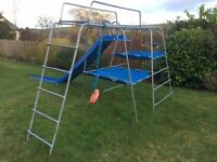 TP Explorer Climbing Frame, perfect for kids aged 6-12